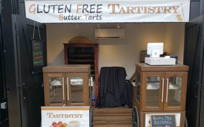 NEW Distillery District Tartistry Pop-Up!